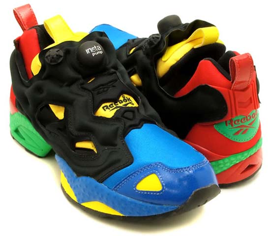 Reebok PUMP FURY [OLYMPIC LONDON 2012] J85185 写真1