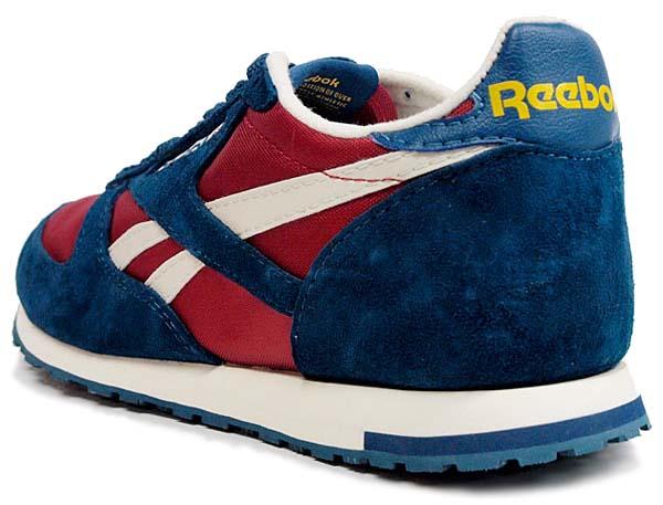 Reebok LONDON TC [E BLUE/FL RED/PPWHT] J85681 写真1