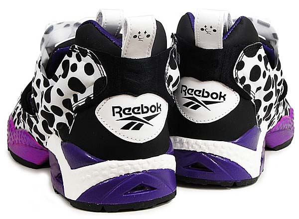 Reebok INSTA PUMP FURY ver.2 by JUN WATANABE [WHITE/BLACK/MAGENTA] J93698 写真2