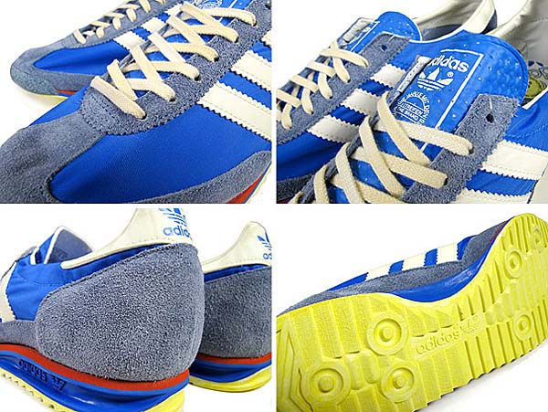 adidas SL 72 [AIRFORCE BLUE/LEGACY-SLATE] 909495 写真1