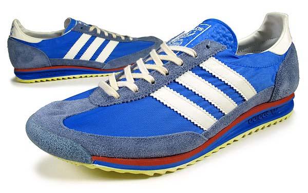 adidas SL 72 [AIRFORCE BLUE/LEGACY-SLATE] 909495