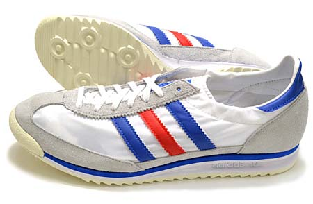 adidas SL72 [WHITE/SATELL/POPPY] G19299