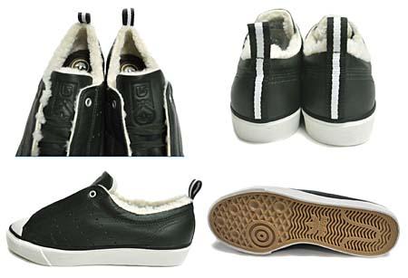 adidas Originals x Burton VULC LOW KZK [SOLID GREEN/LIGHT BONE] G45947 写真1