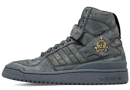 adidas ORIGINALS FORUM HI [HUSTLERS CREST|GRAY] G48074
