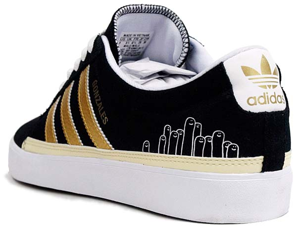 adidas RAYADO LOW [BLACK/METALLIC GOLD/BLUEBIRD] G56477