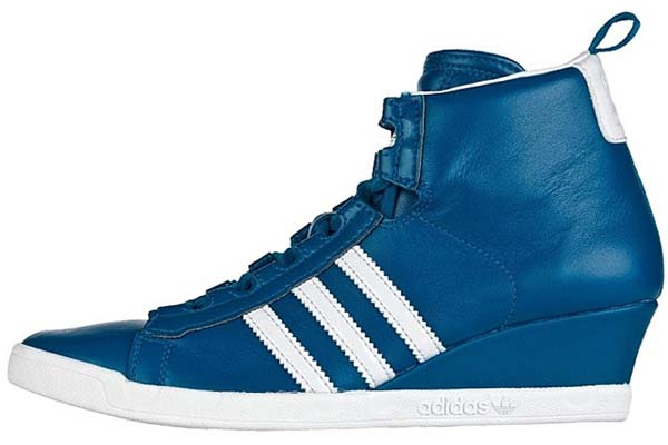 adidas Originals ROUND-IT WEDGE W [DARK ROYAL/BLACK/WHITE] G61138