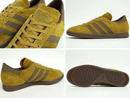 adidas ADITOBACCO [WHEAT/BGE/GUM] G61578 写真1