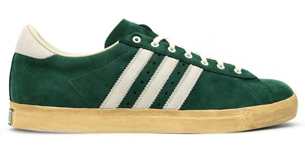 adidas GREEN STAR [GREEN/WHITE] G62944 写真1
