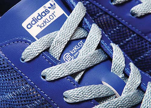 adidas ORIGINALS CLOT x Kazuki Kuraishi SUPERSTAR 80's [ROYAL/LIGHT BLUE] G63523 写真2