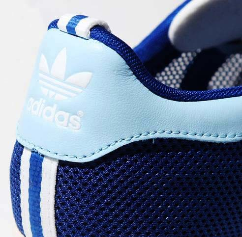 adidas ORIGINALS CLOT x Kazuki Kuraishi SUPERSTAR 80's [ROYAL/LIGHT BLUE] G63523 写真3