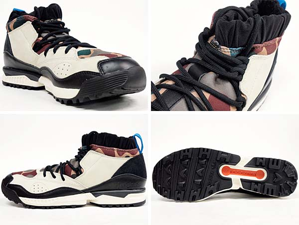 adidas Originals TORSION C.U [CAMOUFLAGE/LIGHT CLAY/BLACK] G63609 写真1