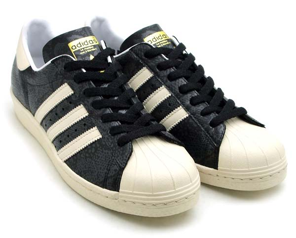 adidas Originals for atmos SS80s G-SNK 5 [BLACK/WHITE] G63669 写真1