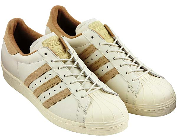 adidas Originals for BEAUTY & YOUTH SS80s [OFF WHITE/BEIGE] Q34552 写真1