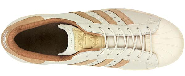 adidas Originals for BEAUTY & YOUTH SS80s [OFF WHITE/BEIGE] Q34552 写真2