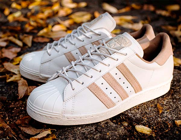 adidas Originals for BEAUTY & YOUTH SS80s [OFF WHITE/BEIGE] Q34552