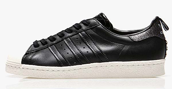 adidas Originals for Vanquish SS 80s [BLACK/WHITE] Q34600 写真1