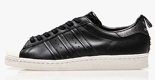 adidas Originals for Vanquish SS 80s [BLACK/WHITE] Q34600 写真1