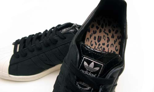 adidas Originals for Vanquish SS 80s [BLACK/WHITE] Q34600 写真2