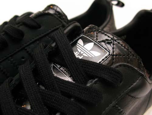 adidas Originals for Vanquish SS 80s [BLACK/WHITE] Q34600 写真3