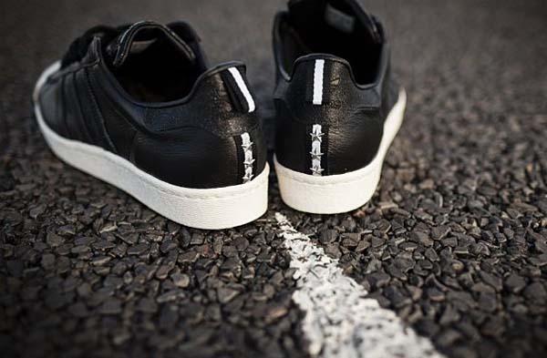 adidas Originals for Vanquish SS 80s [BLACK/WHITE] Q34600