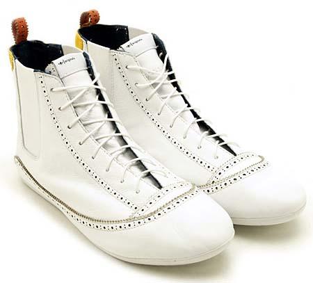 adidas EASY FIVE HI [WHITE] V21991