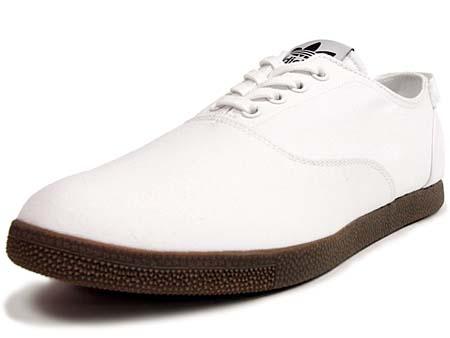 adidas RANSOM CURB FDT [WHITE/GUM] V23015