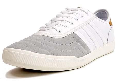 adidas TISCHTENNIS [WHITE/BROWN] V24322