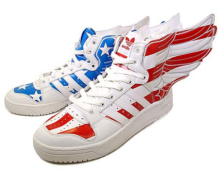 adidas OBYO JEREMY SCOTT WINGS 2.0 [USA] V24619 写真1