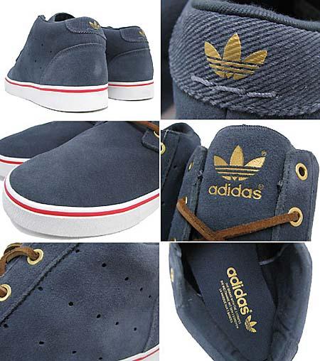 adidas Originals FORAY [DARK ONIX/WHITE VAPOR] V24942 写真1