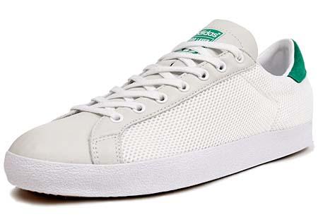 adidas ROD LAVER VINTAGE [WHITE/GREEN] V32290
