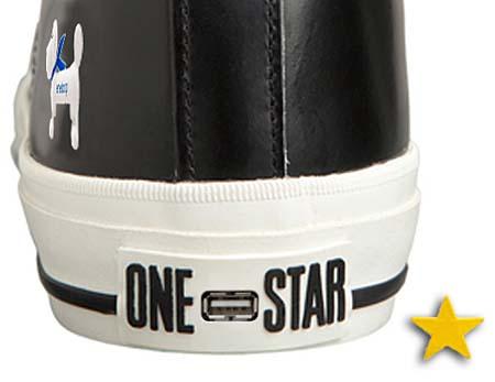 CONVERSE x eneloop ONE STAR GENERATOR [BLACK] 20120401 写真1