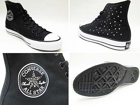 CONVERSE ALL STAR SWV HI [SWAROVSKI ELEMENTS/BLACK] 32067391  写真2
