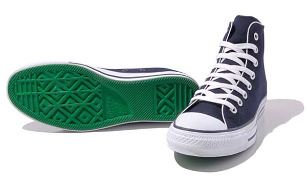 CONVERSE ALL STAR NEW ERA HI [NAVY] newera2012 写真3