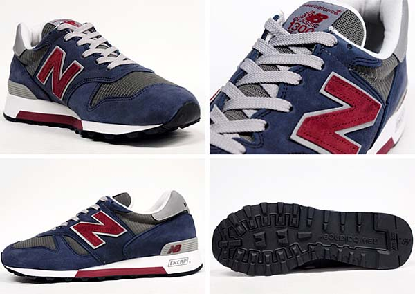 new balance M1300CL BG [BURGUNDY/GRAY] M1300CL BG 写真1