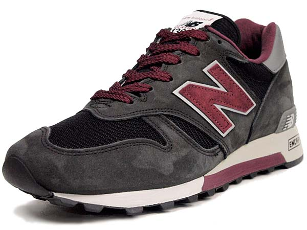 new balance M1300CL NB [CHARCOAL/BURGUNDY]