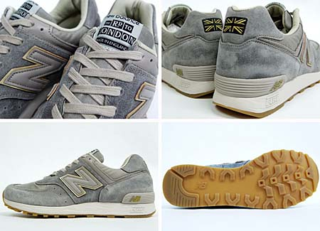 new balance M576UK IV [ROAD TO LONDON|GRAY] M576UK IV 写真1