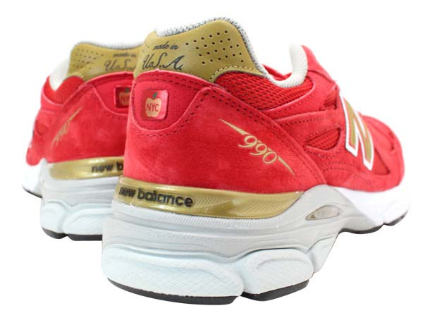 NEW BALANCE M990 NYC3 [NEW YORK CITY MARATHON] M990 NYC3 写真1