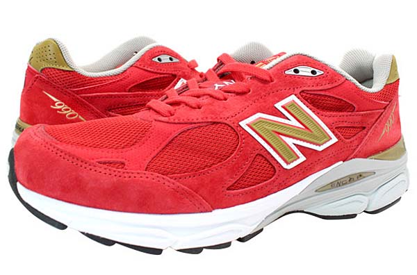 NEW BALANCE M990 NYC3 [NEW YORK CITY MARATHON]