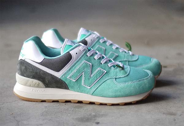 new balance ML574 MO [MOJITO] ML574 MO 写真2