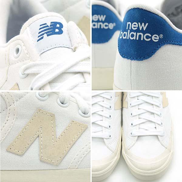 new balance PROCT [WHITE/BLUE] PROCT WHITE 写真2