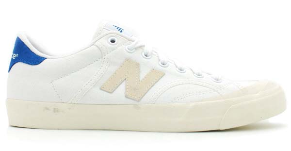new balance PROCT [WHITE/BLUE]