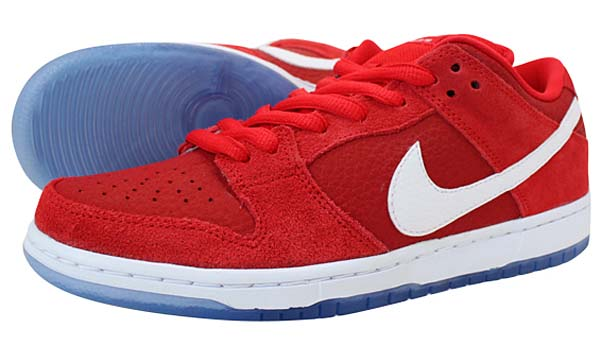 NIKE DUNK LO PRO SB [CHALLENGE RED/WHITE-UNVRSTY BLUE] 304292-614