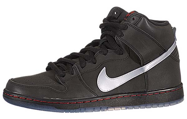 NIKE DUNK HIGH PREMIUM SB [3M/RAGING BULL] 313171-015