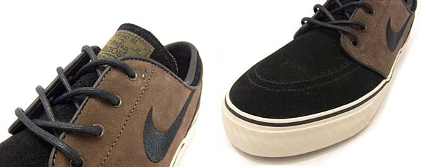 NIKE ZOOM STEFAN JANOSKI SB [BAROQUE BROWN/BLACK/BIRCH] 333824-204