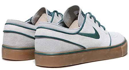 NIKE ZOOM STEFAN JANOSKI SB [BIRCH/NOBLE GREEN] 333824-230