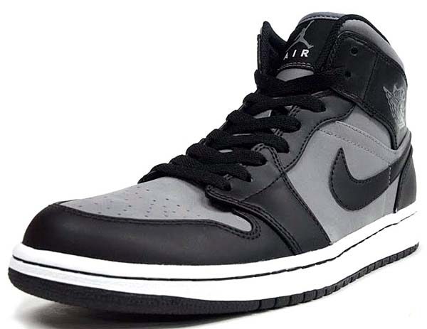 NIKE AIR JORDAN 1 PHAT [COOL GREY/BLACK-WHITE] 364770-023