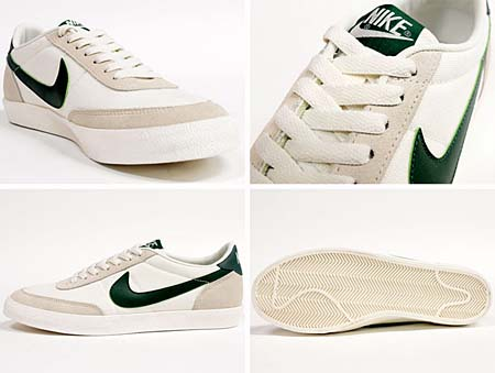 NIKE KILLSHOT 2 [NATURAL/GREEN] 432997-103