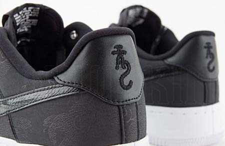 NIKE AIR FORCE 1 LOW SUPREME TZ [YEAR OF THE DRAGON] 516630-090
