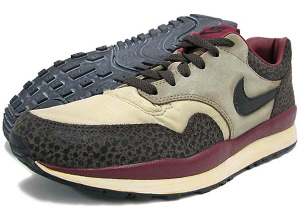 NIKE AIR SAFARI [BAMBOO/BLACK/BAROQUE BROWN] 525245-226 画像