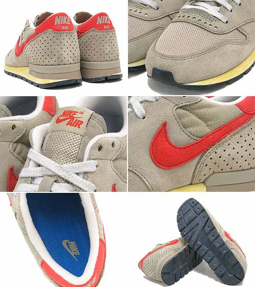 NIKE AIR EPIC [BAMBOO/CHALLENGE RED/KHAKI] 525249-260